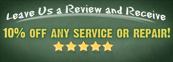 Leave Us A Review and Get 10% Off